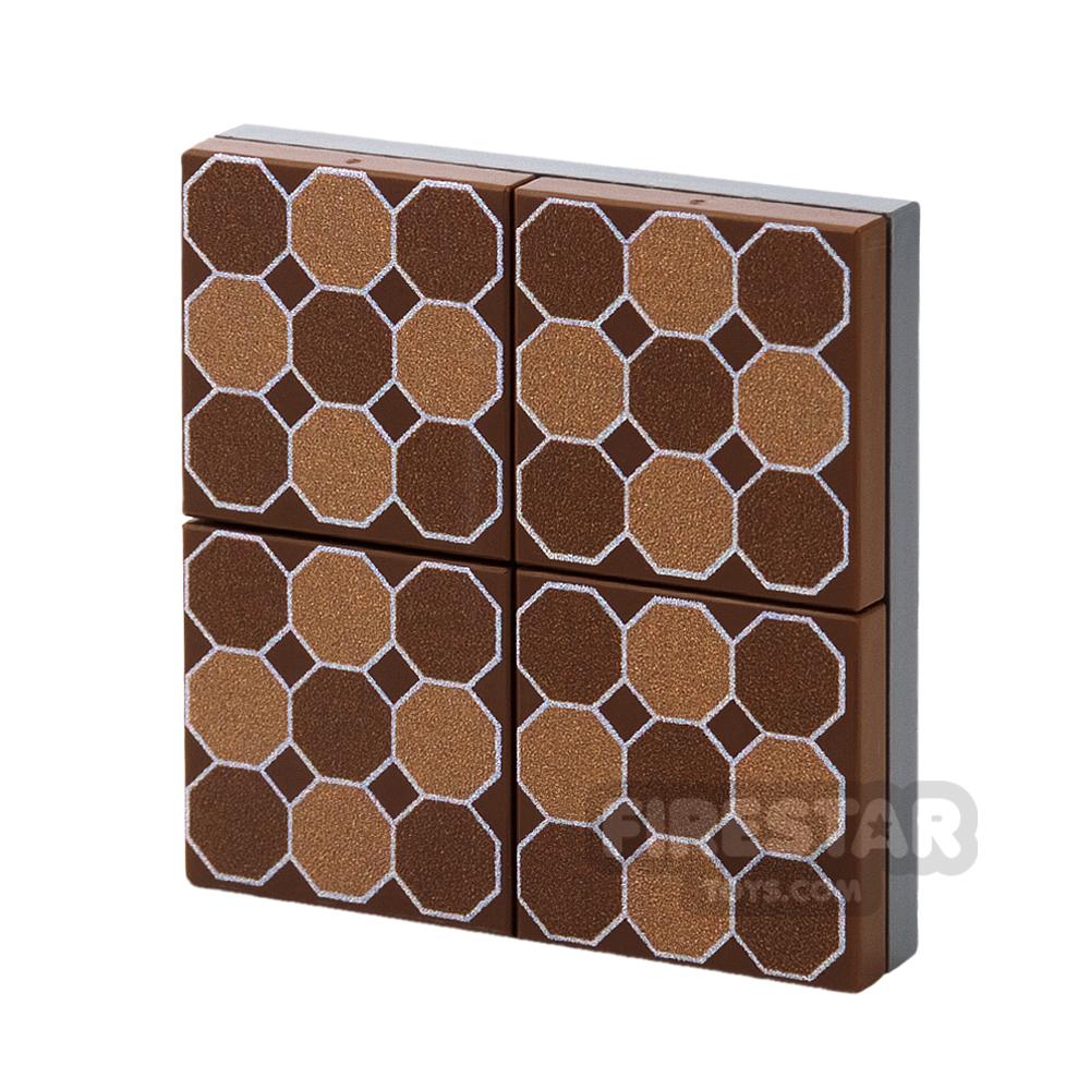 Floor Tile Pack - Hexagonal Pattern Set