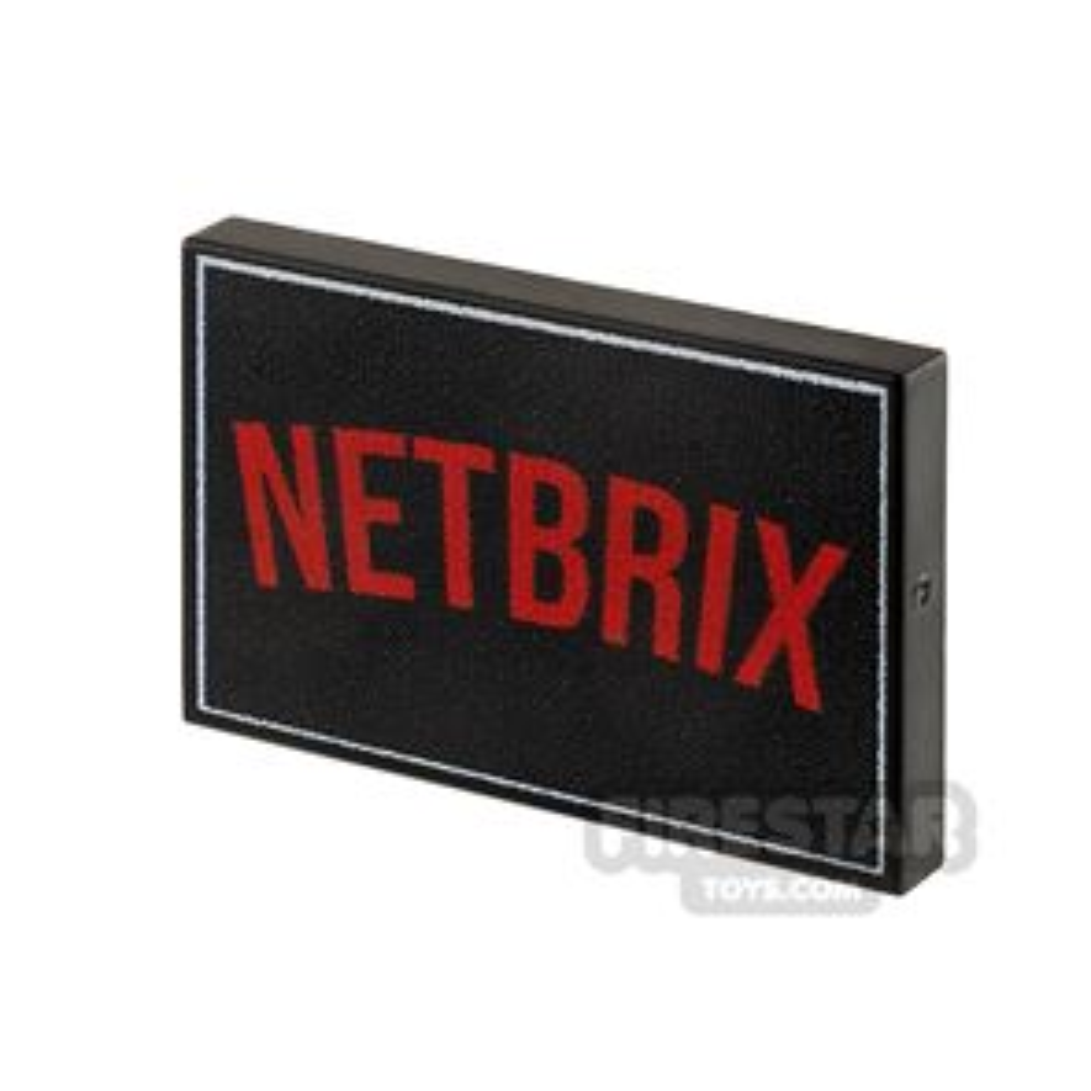 Printed Tile 2x3 - Netbrix TV