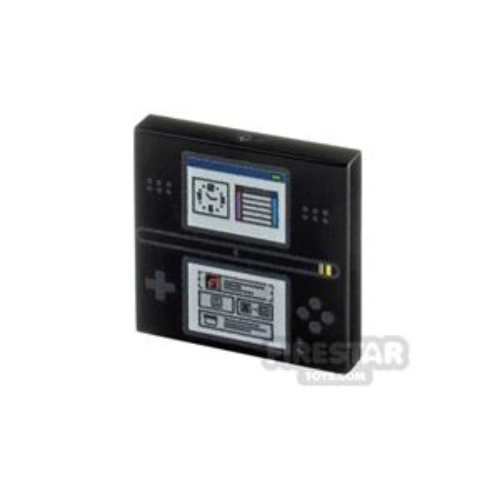 Printed Tile 2x2 Bricktendo DS