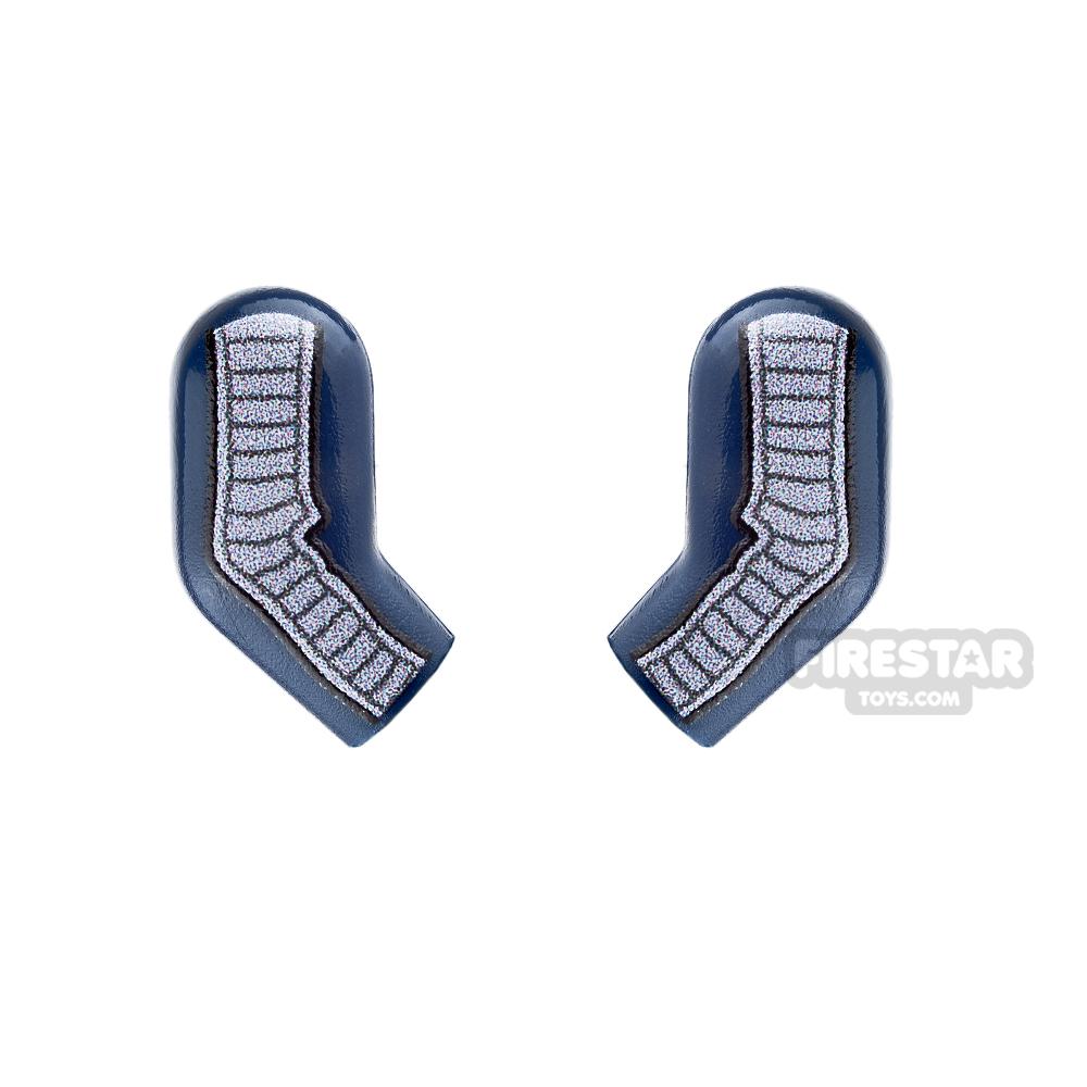 Custom Design Arms - SW Blue Squadron - Pair