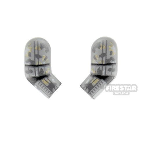 Custom Design Arms SW Mimban Stormtrooper