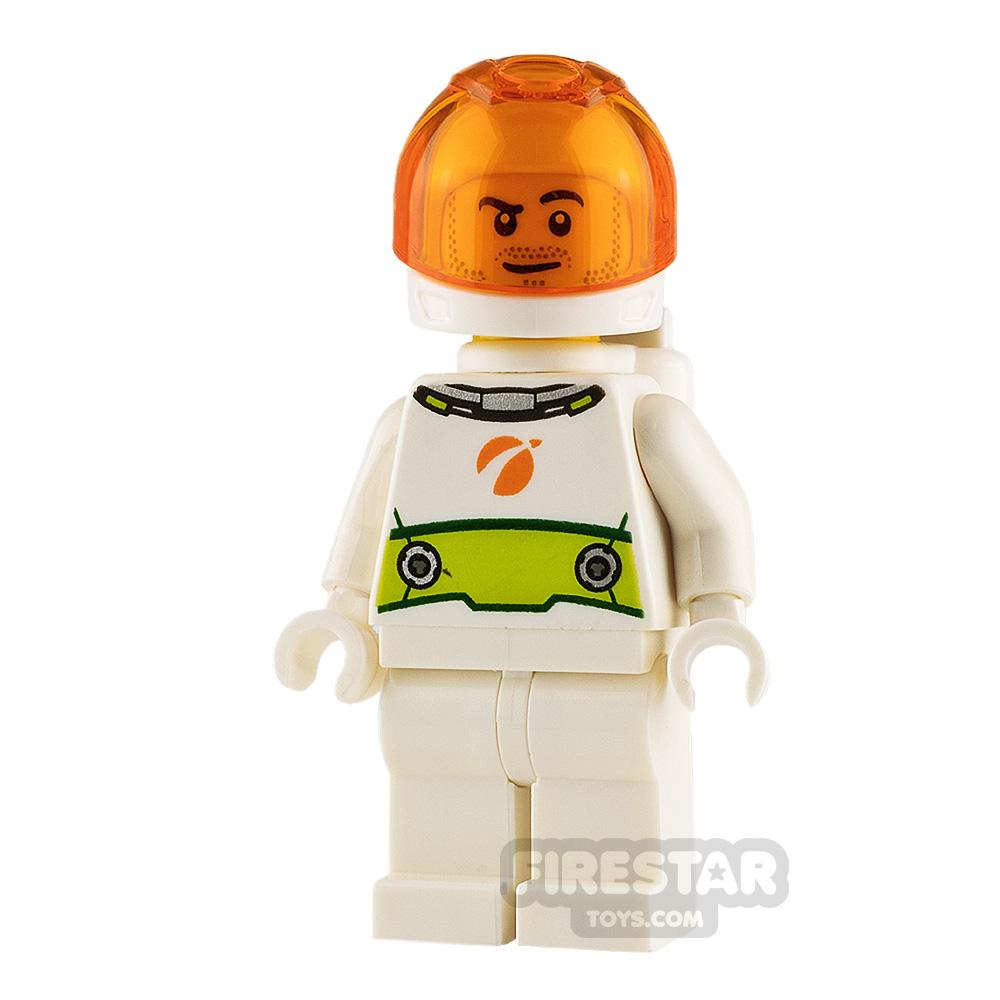 LEGO City Minifigure Astronaut with Lime Belt