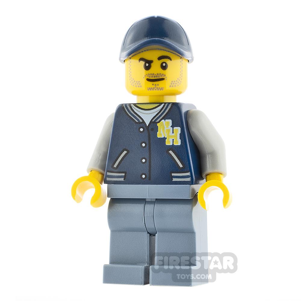 LEGO City Minifigure Cameraman