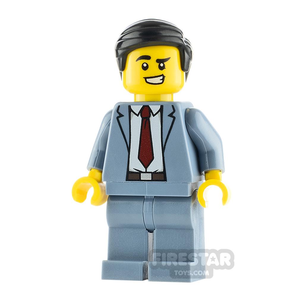 LEGO City Minfigure Slick Salesman