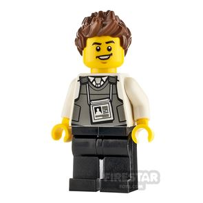 LEGO City Minfigure Security Officer