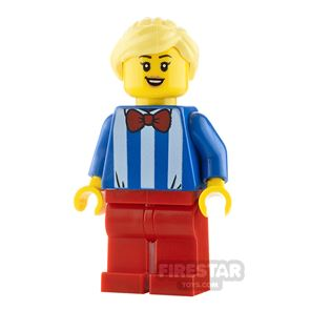 LEGO City Minfigure Ice Cream Vendor