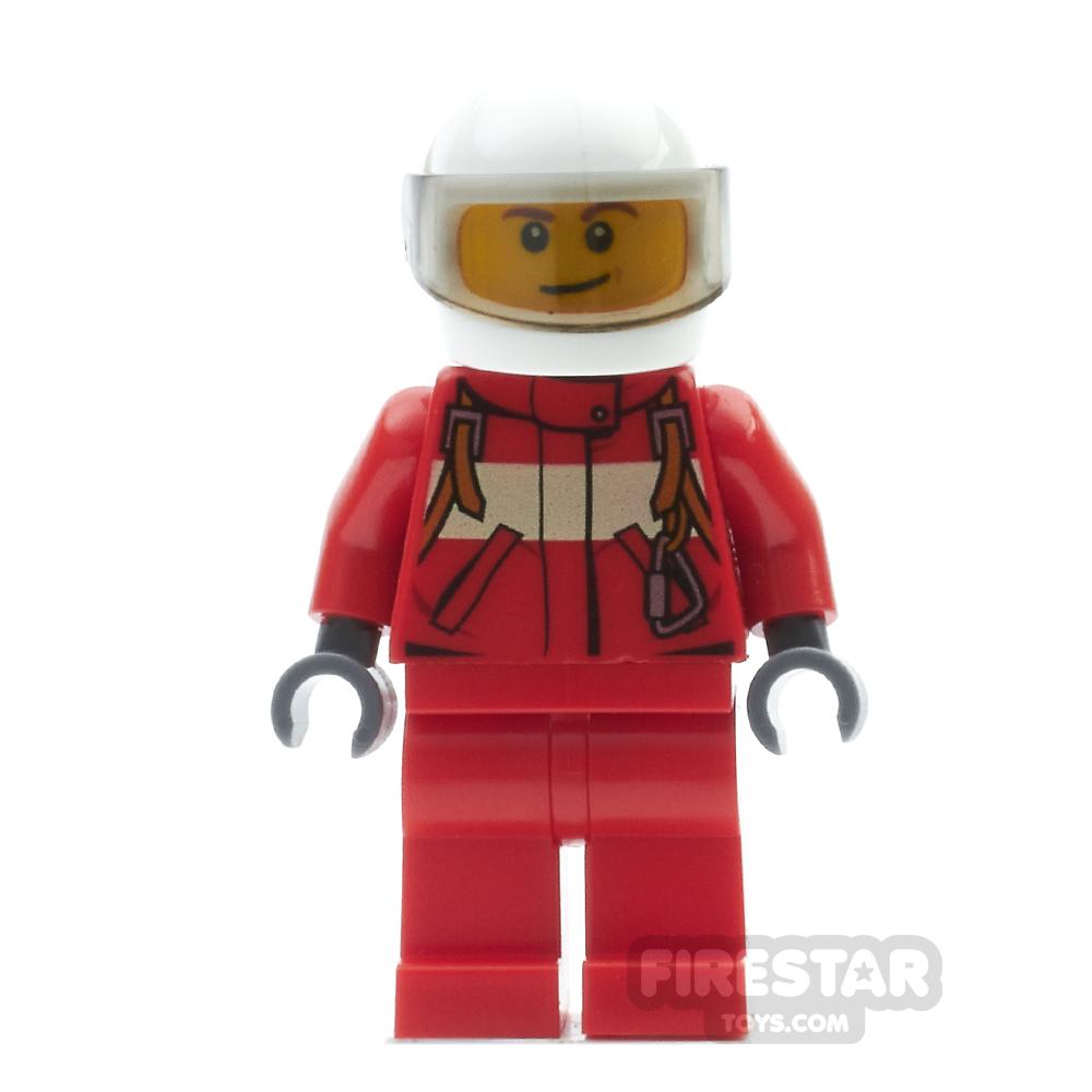 LEGO City Mini Figure - Paramedic Pilot