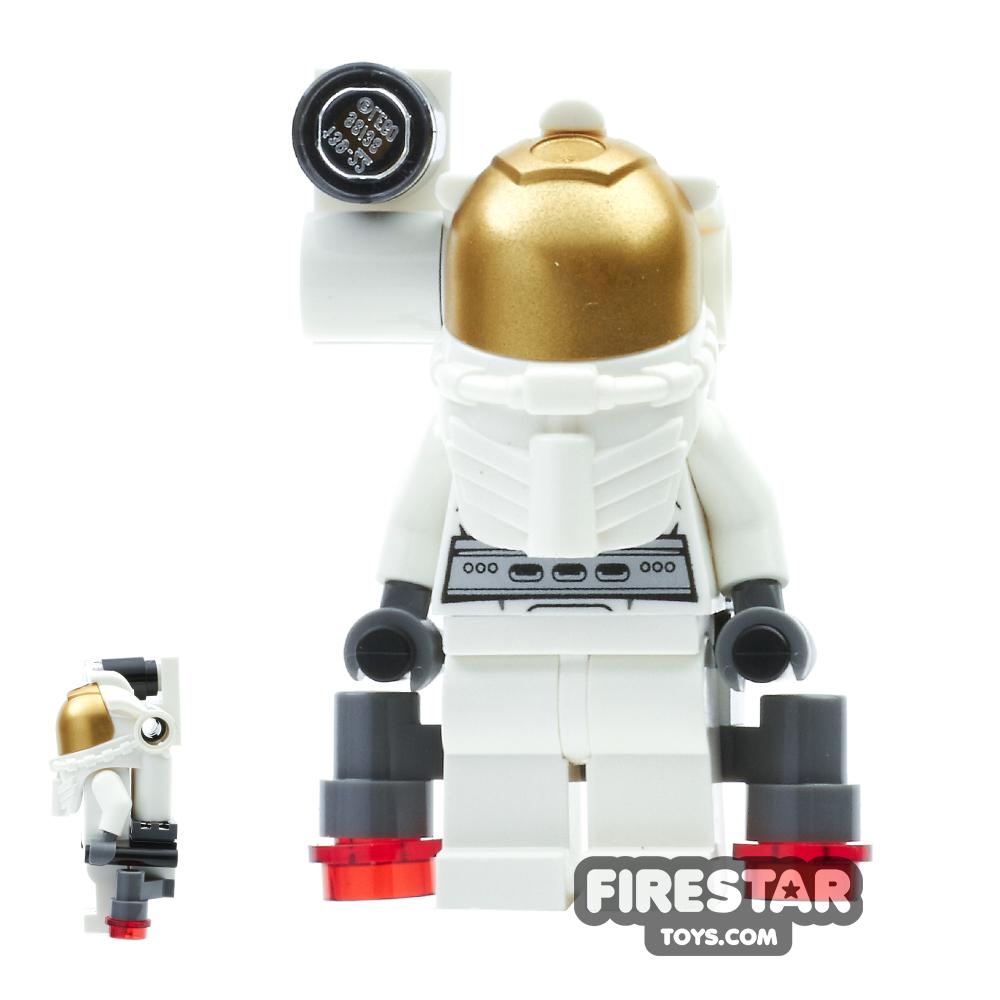 LEGO City Mini Figure - Astronaut with Jet Pack