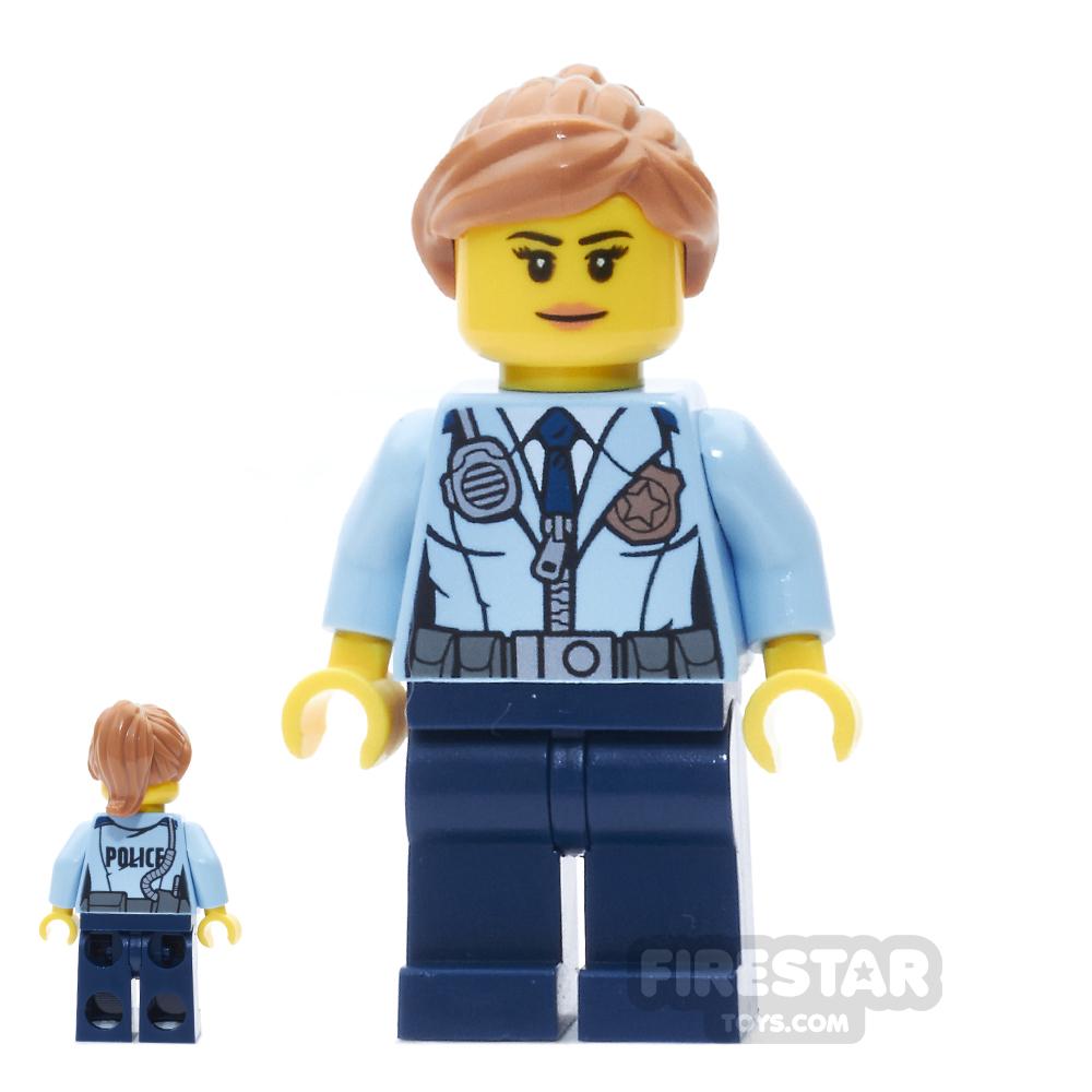 LEGO City Mini Figure - City Officer Female