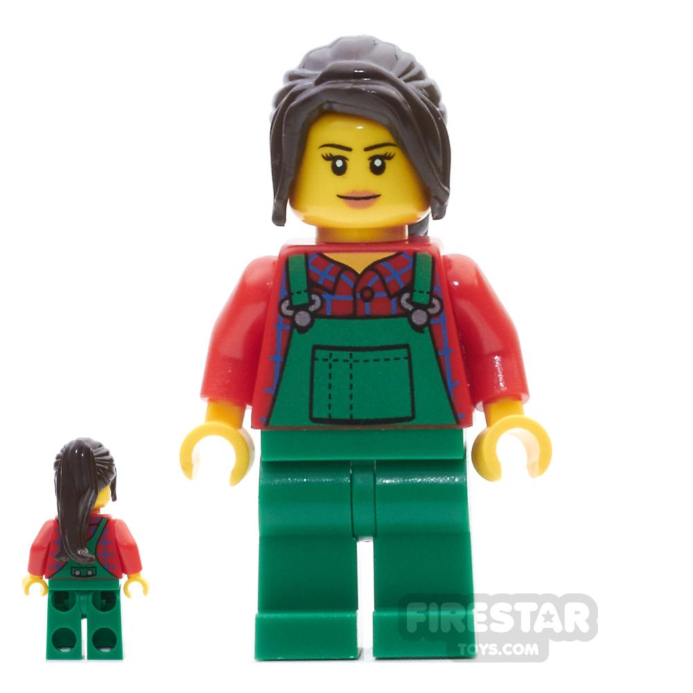 LEGO City Mini Figure - Lawn Worker