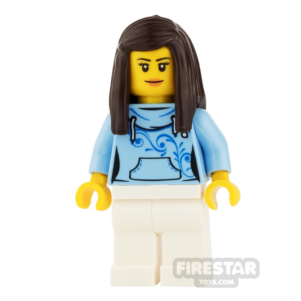 LEGO City Mini Figure - Pizza Van Customer