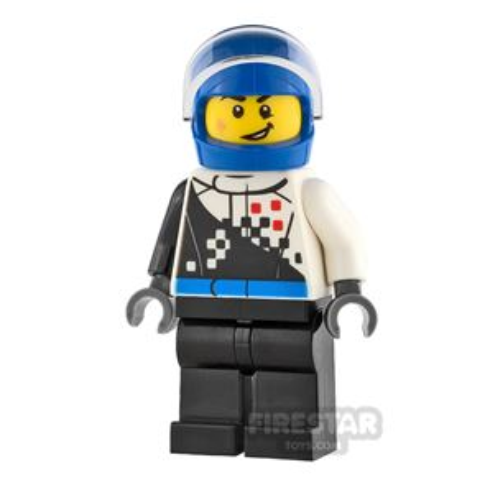 LEGO City Mini Figure - Buggy Driver