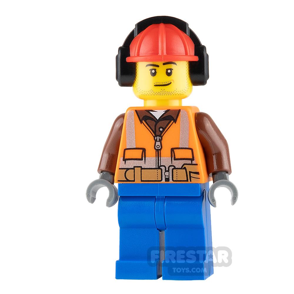LEGO City Mini Figure - Forester
