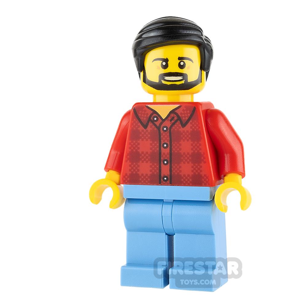 LEGO City Mini Figure - Camper - Male Parent