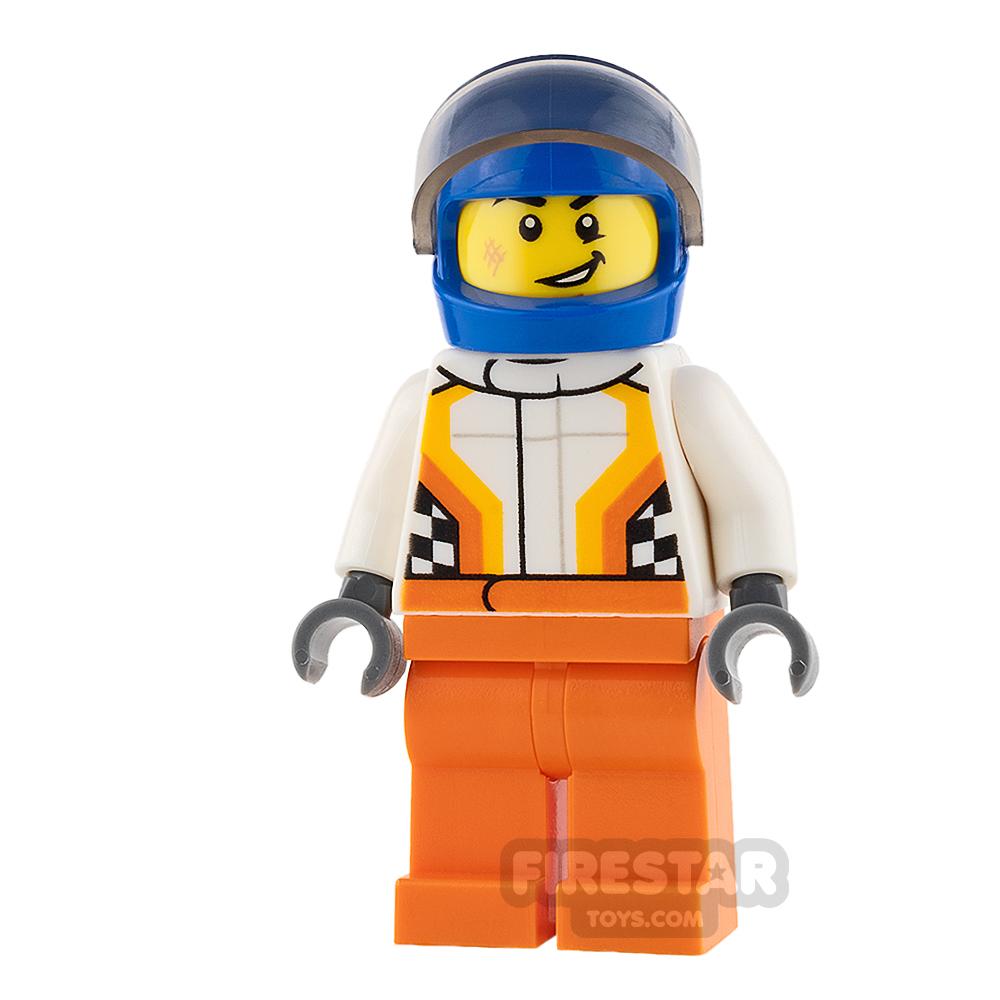 LEGO City Mini Figure - Monster Truck Driver