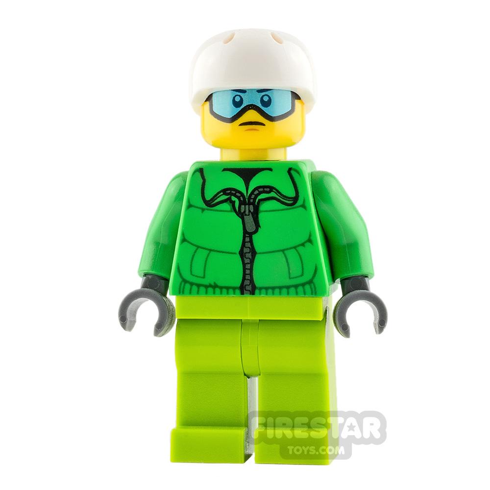 LEGO City Minifigure Skier