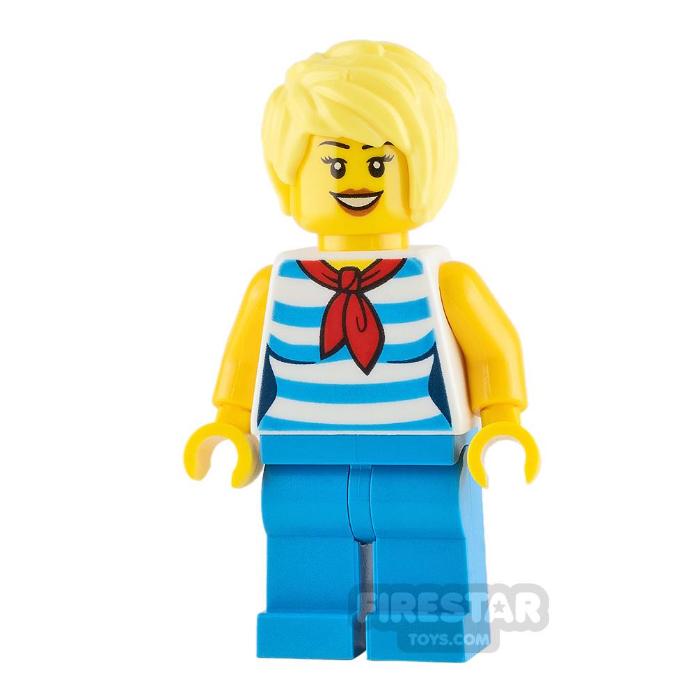 LEGO City Minifigure Ice Cream Vendor