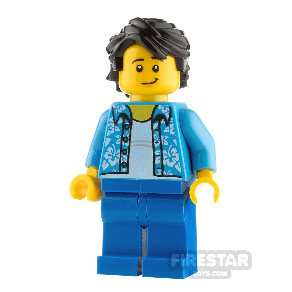 LEGO City Minifigure Park Visitor