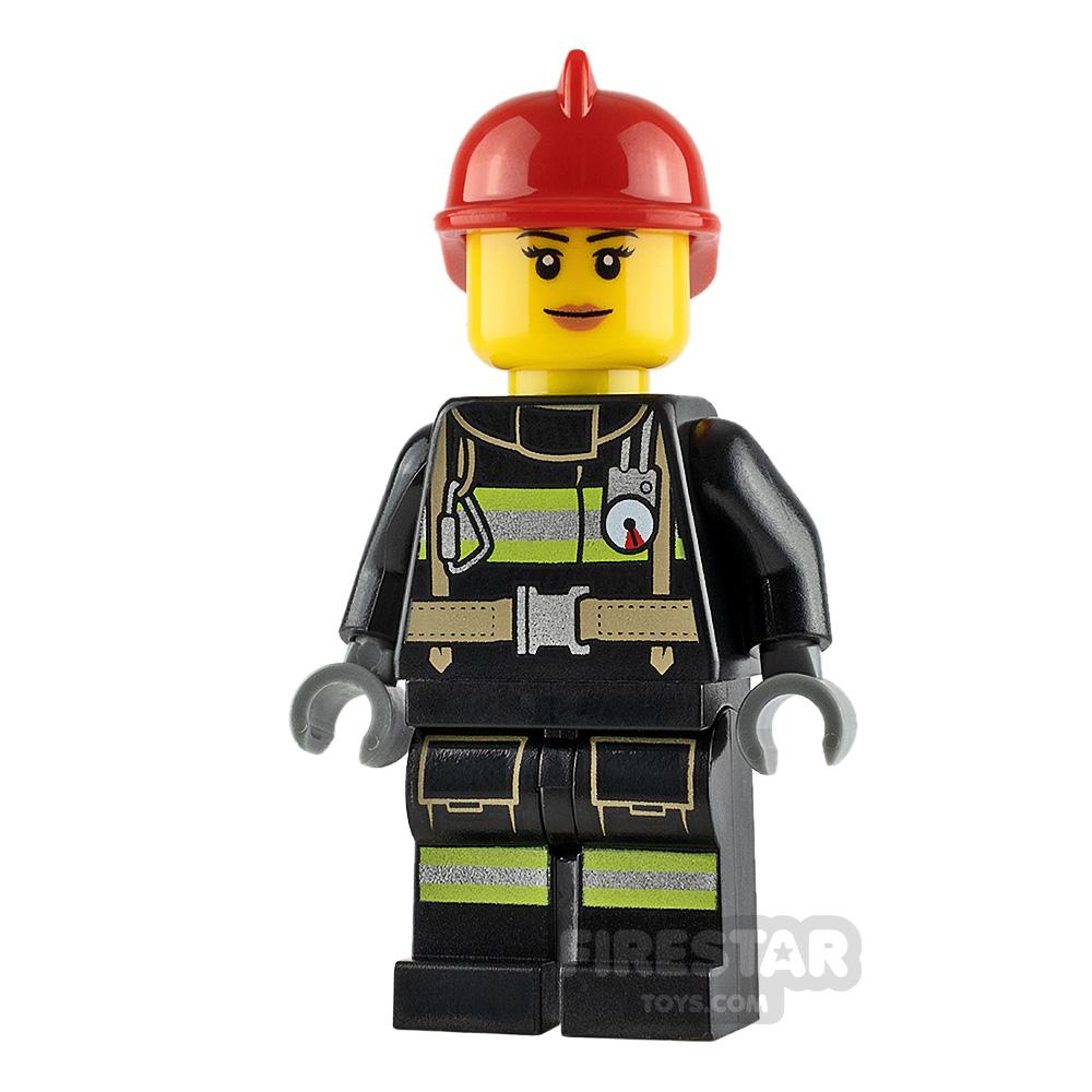 LEGO City Minifigure Firewoman Utility Belt