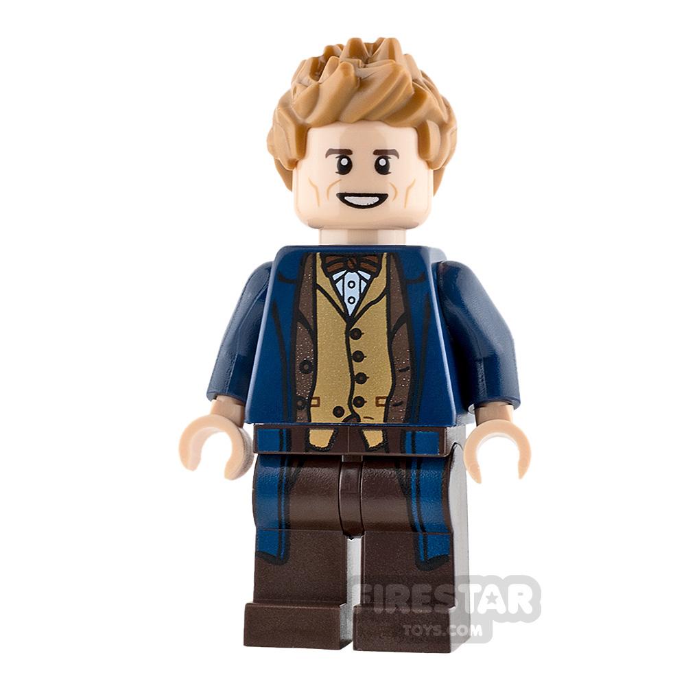LEGO Dimensions Minifigure Newt Scamander