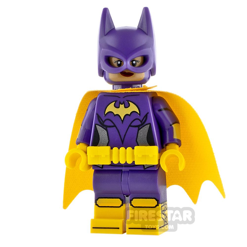 LEGO Dimensions Minifigure Batgirl Smile and Scared