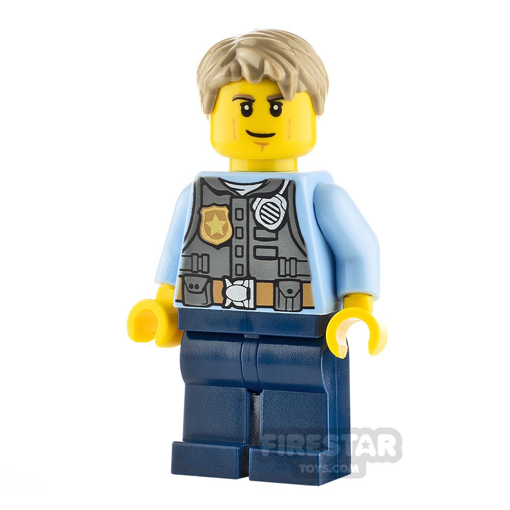 LEGO Dimensions Minifigure Chase McCain