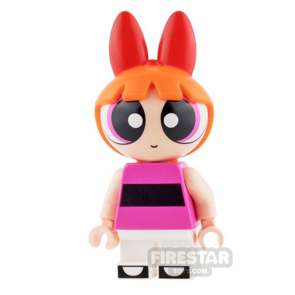 LEGO Dimensions Mini Figure - The Powerpuff Girls Blossom