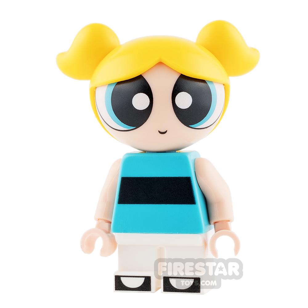 LEGO Dimensions Mini Figure - The Powerpuff Girls Bubbles