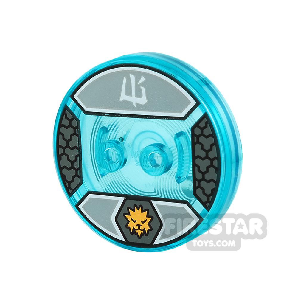 LEGO Dimensions Toy Tag - Zane