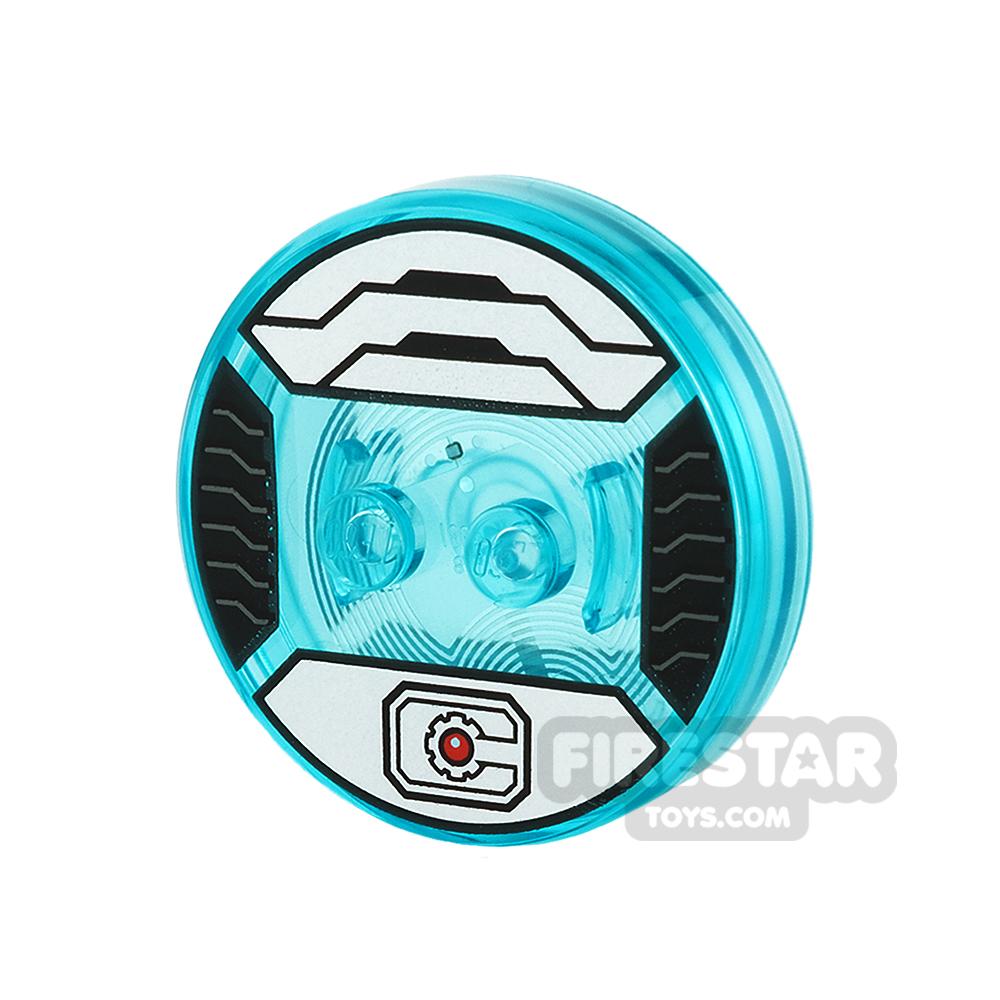 LEGO Dimensions Toy Tag - Cyborg