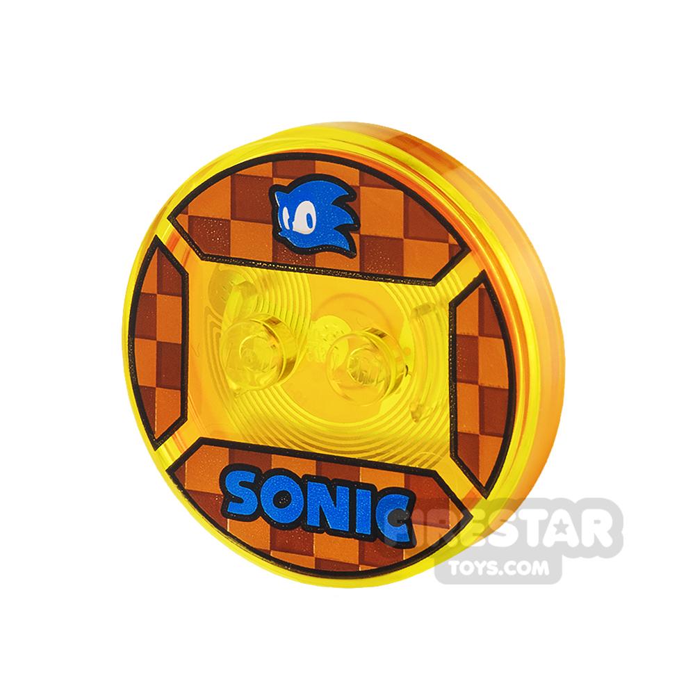 LEGO Dimensions Toy Tag - Sonic the Hedgehog