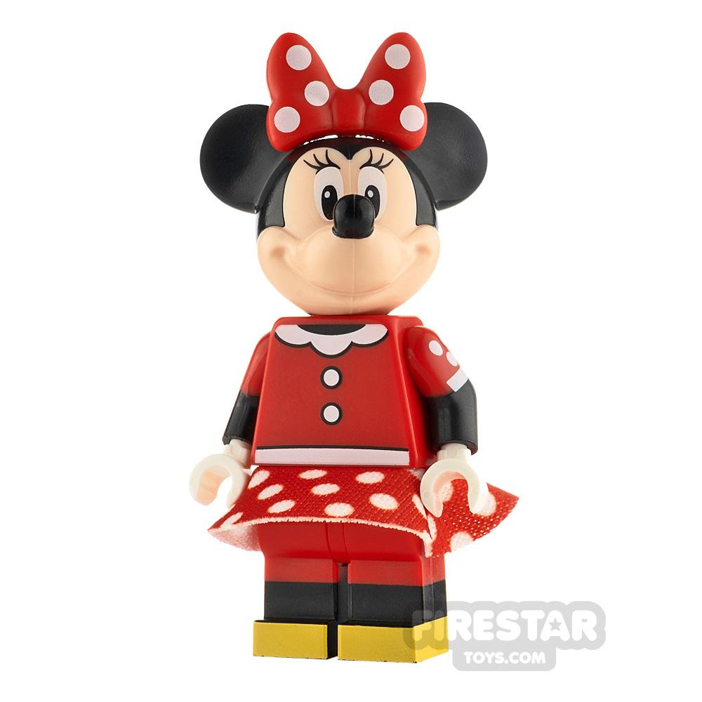 LEGO Disney Minifigure Minnie Mouse Polka Dot Skirt