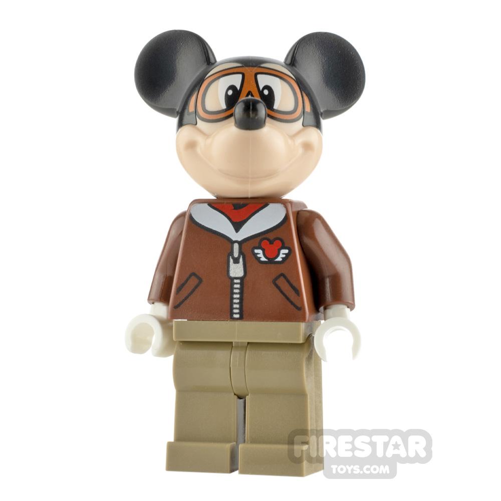 LEGO Disney Minifigure Mickey Mouse Pilot
