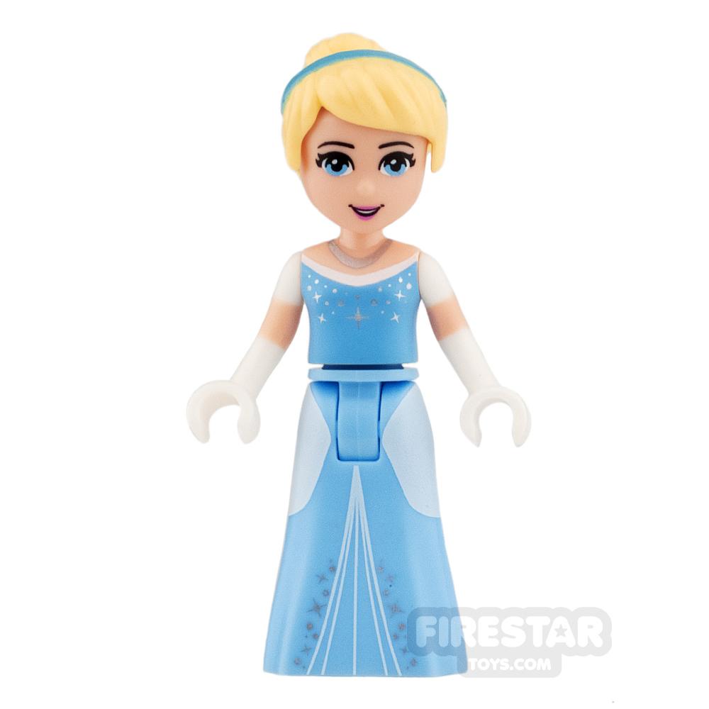 LEGO Disney Princess Mini Figure - Cinderella - White Gloves