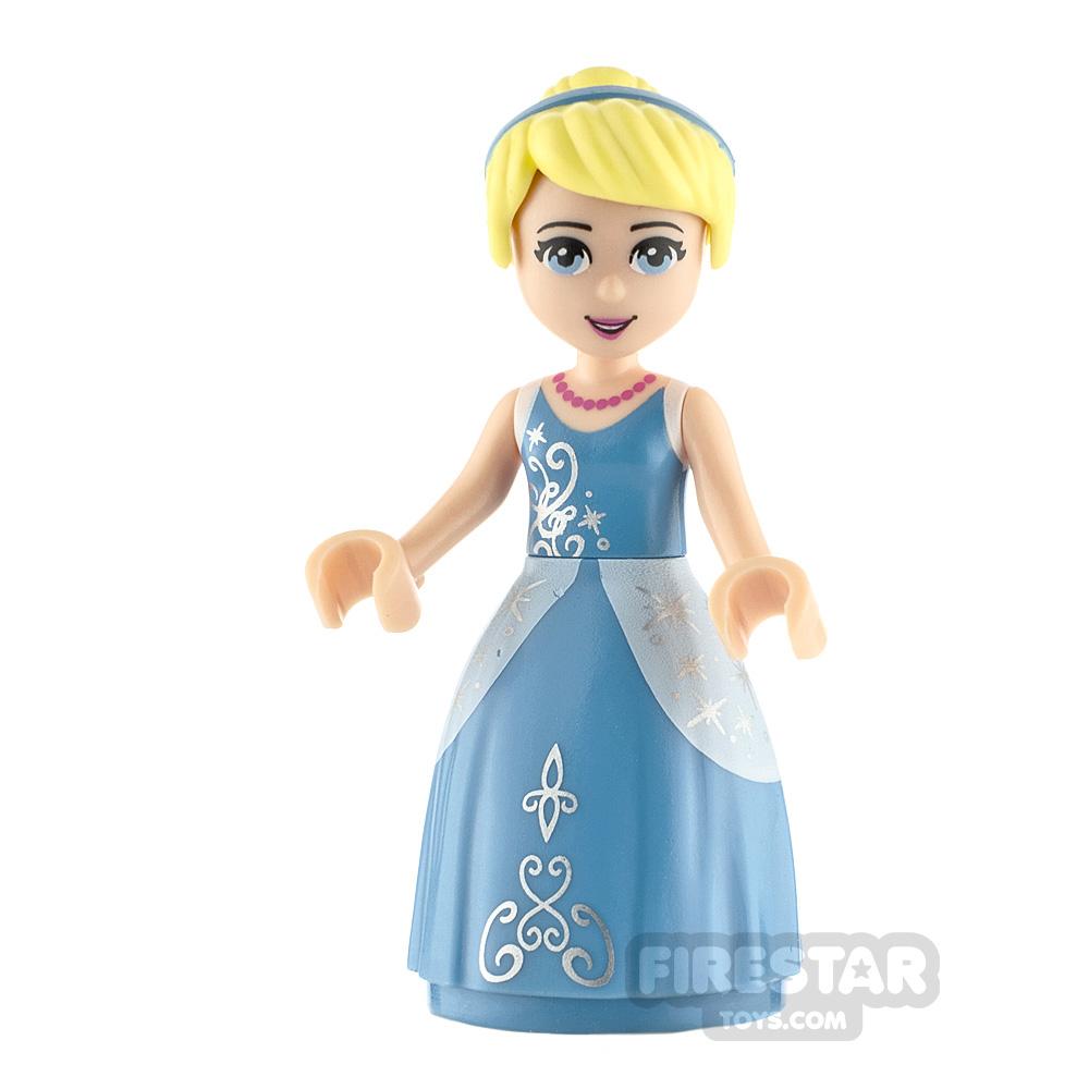 LEGO Disney Princess Minifigure Cinderella Ball Gown