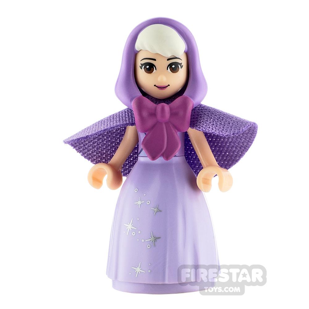 LEGO Disney Princess Minifigure Fairy Godmother