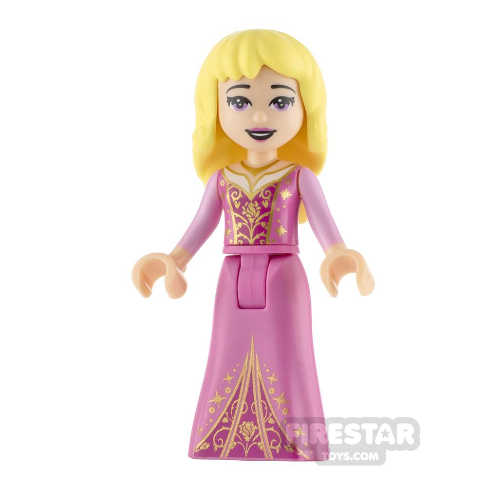 LEGO Disney Princess Minifigure Aurora Roses