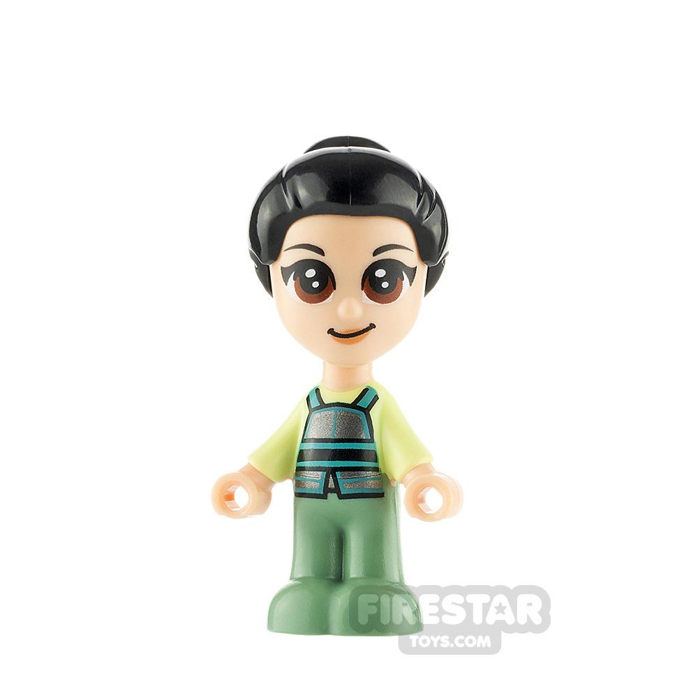 LEGO Disney Princess Minifigure Micro Doll Ping