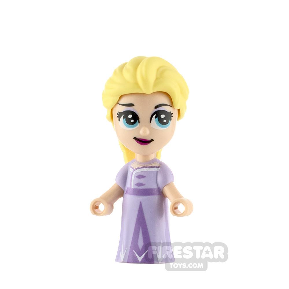 LEGO Disney Princess Minifigure Micro Doll Elsa