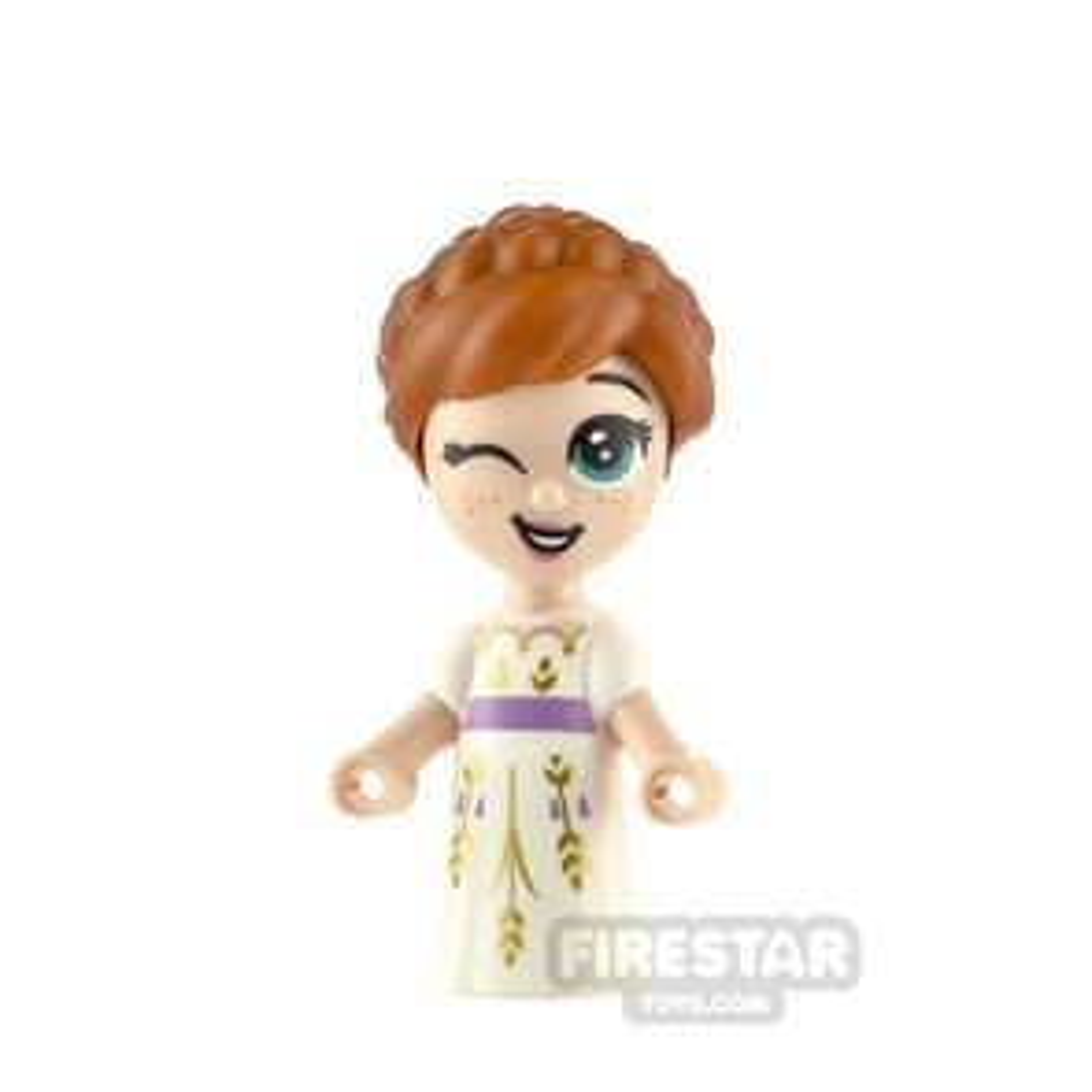 LEGO Disney Princess Minifigure Micro Doll Anna