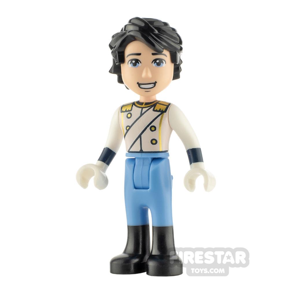 LEGO Disney Princess Minifigure Prince Eric Dress Uniform