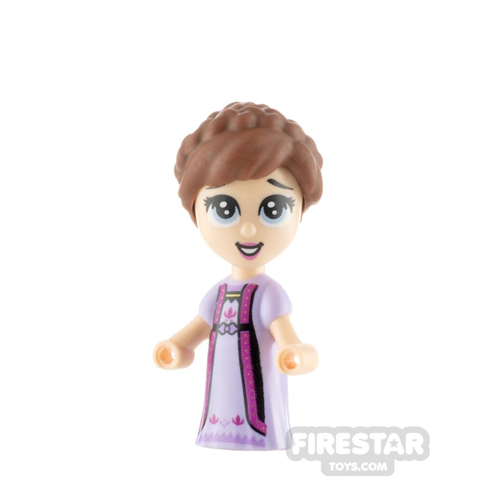 LEGO Disney Princess Minifigure Micro Doll Queen Iduna