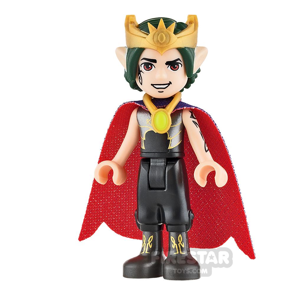 LEGO Elves Mini Figure - Goblin King - Amulet