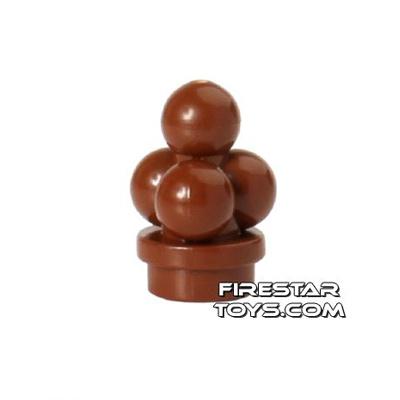 LEGO - Ice Cream Scoops - Chocolate