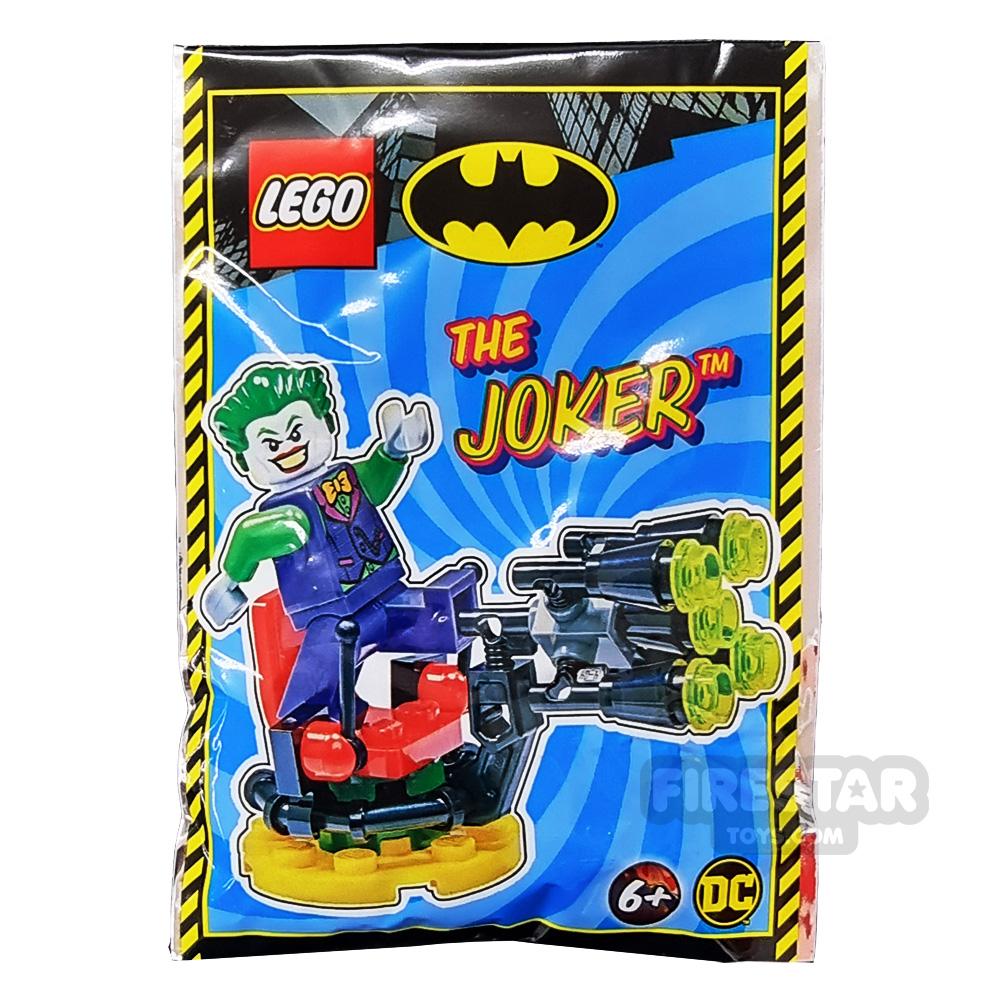 LEGO Super Heroes 212116 Foil Pack The Joker