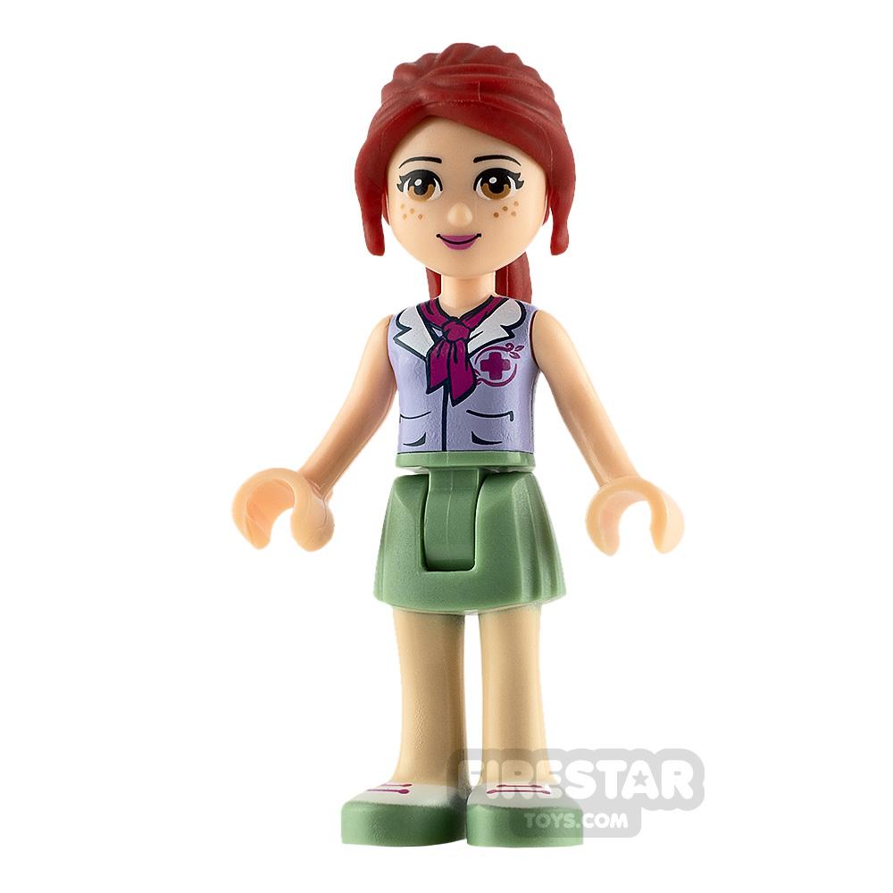 LEGO Friends Mia Sand Green Skirt
