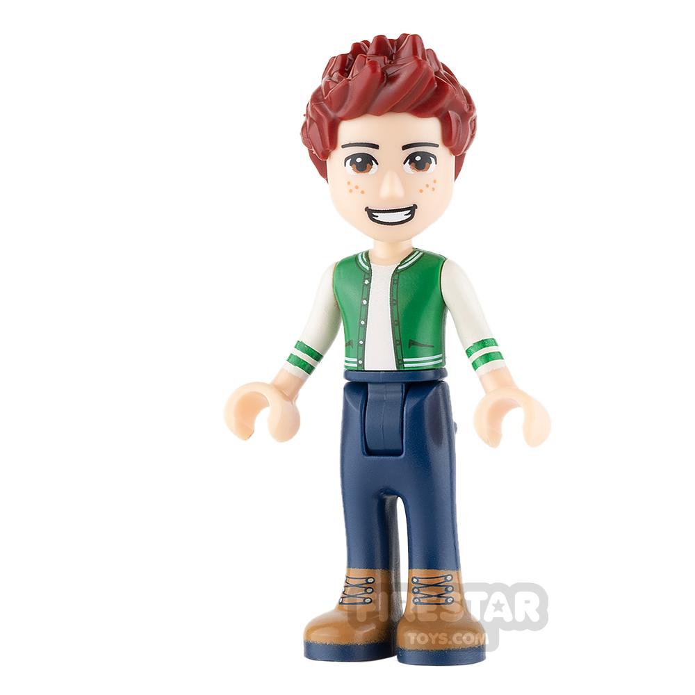 LEGO Friends Mini Figure - Daniel - Dark Blue Trousers