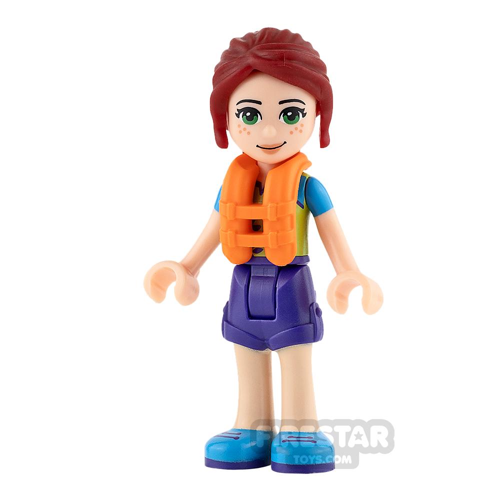 LEGO Friends Mini Figure - Mia - Life Jacket