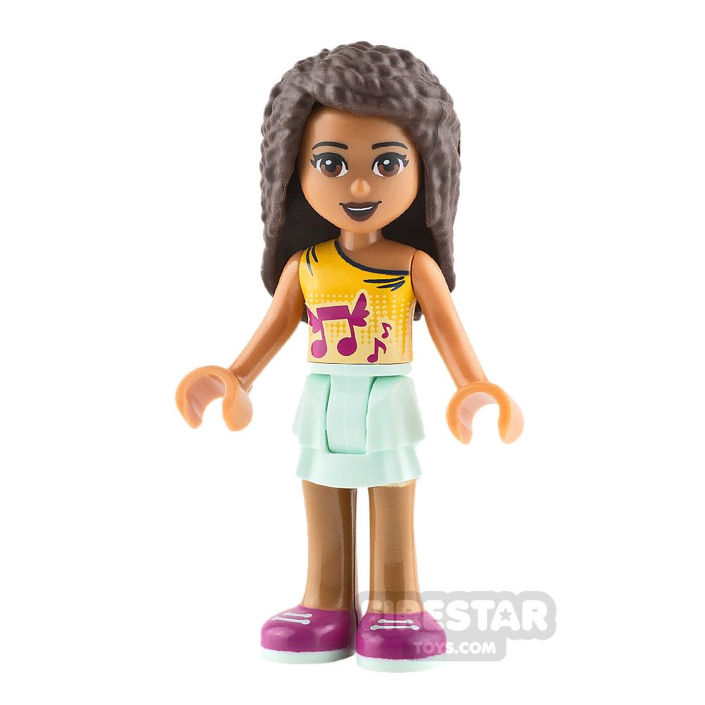 LEGO Friends Mini Figure Andrea