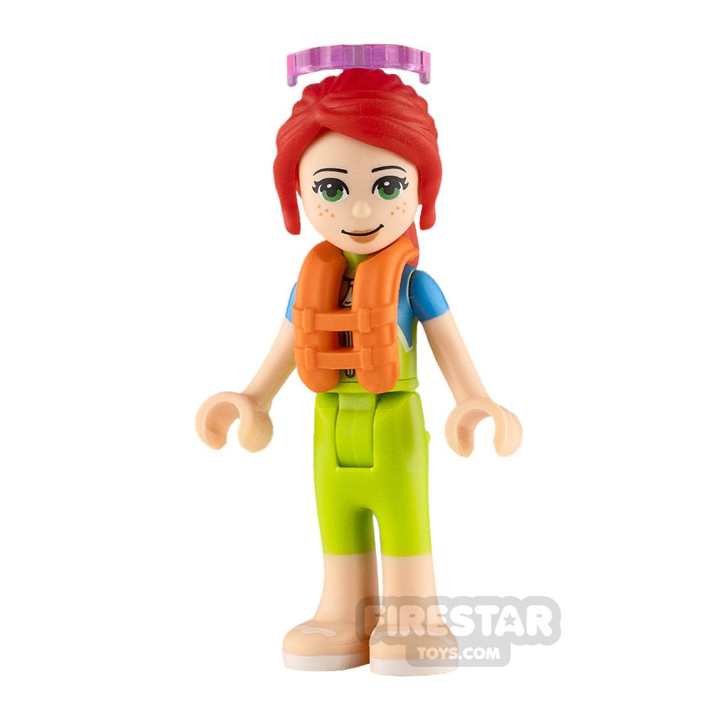 LEGO Friends Minifigure Mia Life Jacket